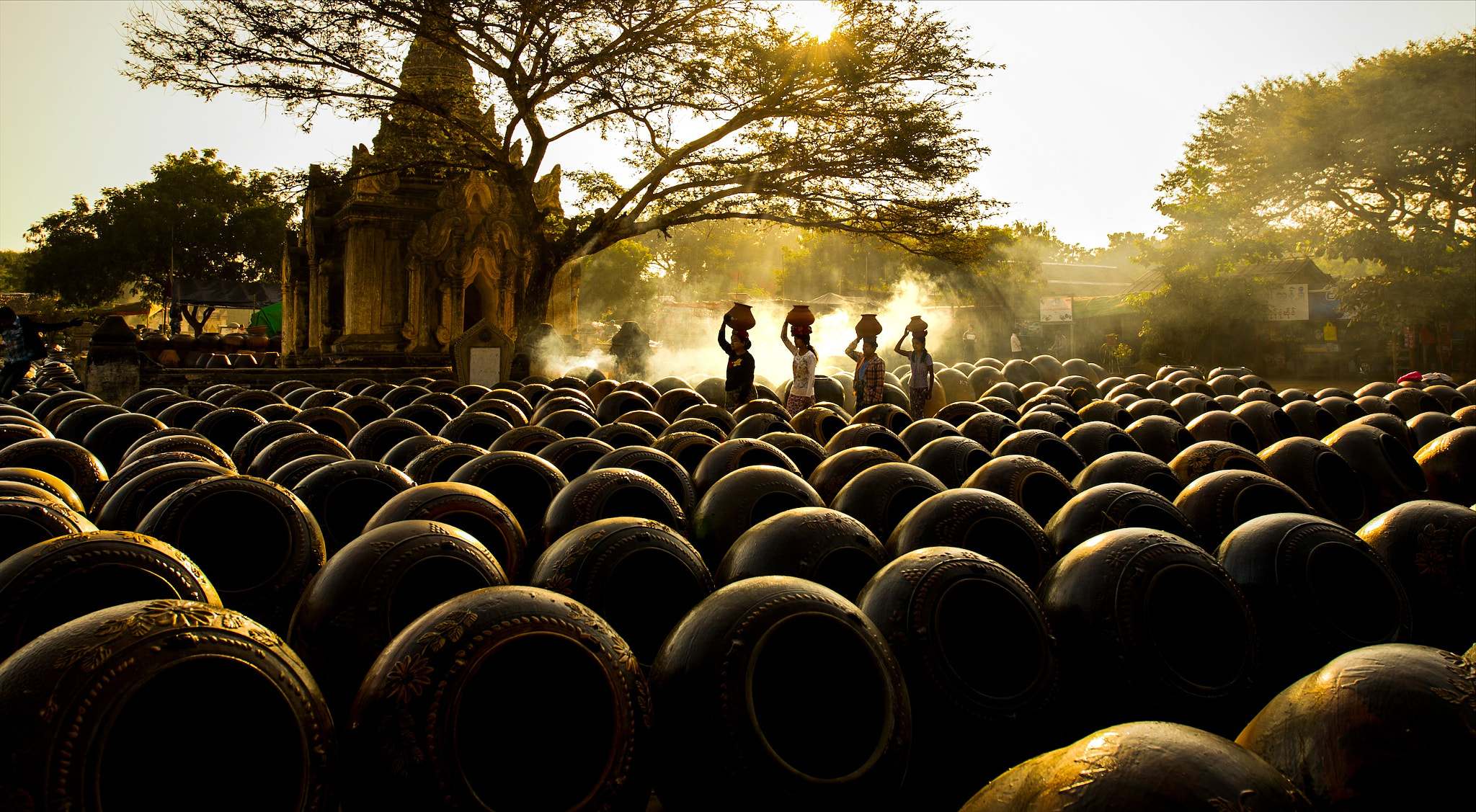 Photograph bagan in the morning by hamni juni on 500px