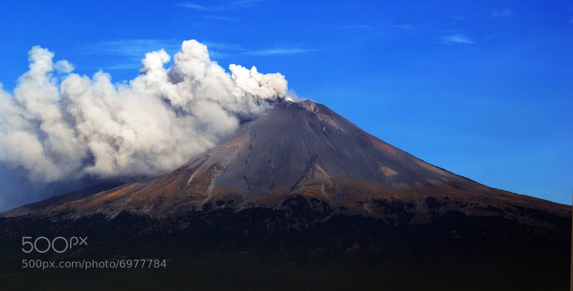 Photograph Raging volcano by Cristobal Garciaferro Rubio on 500px