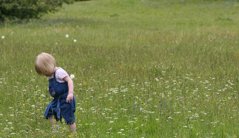 Photograph Playing in the grass by Ona  Mitchell on 500px
