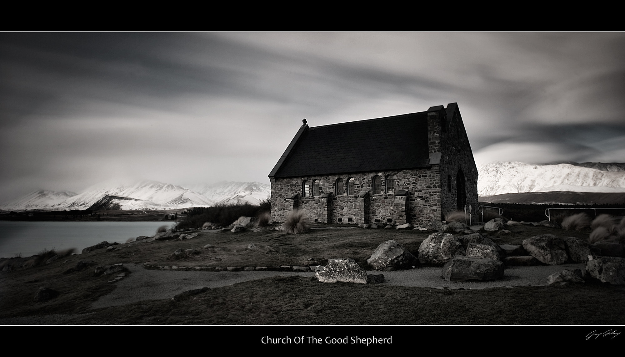 Photograph Church of the Good Shepherd by Jay Daley on 500px