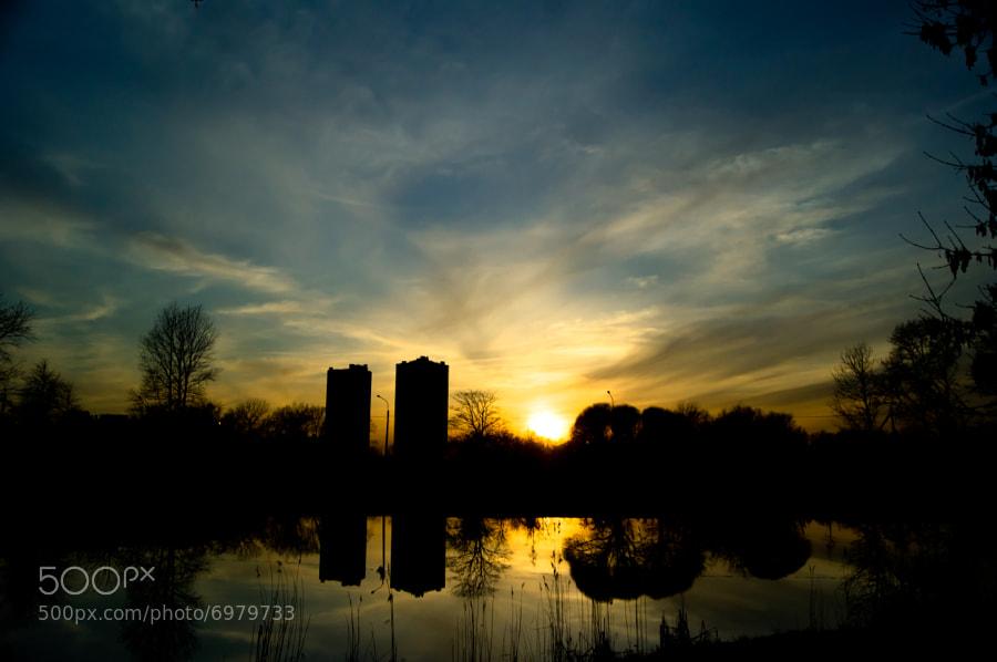 Spring evening by Pavel Nabatov (ra1apo) on 500px.com