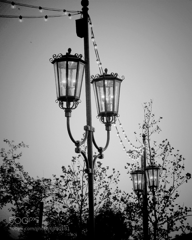 Photograph Vintage Lights by Kimberly Kramer on 500px
