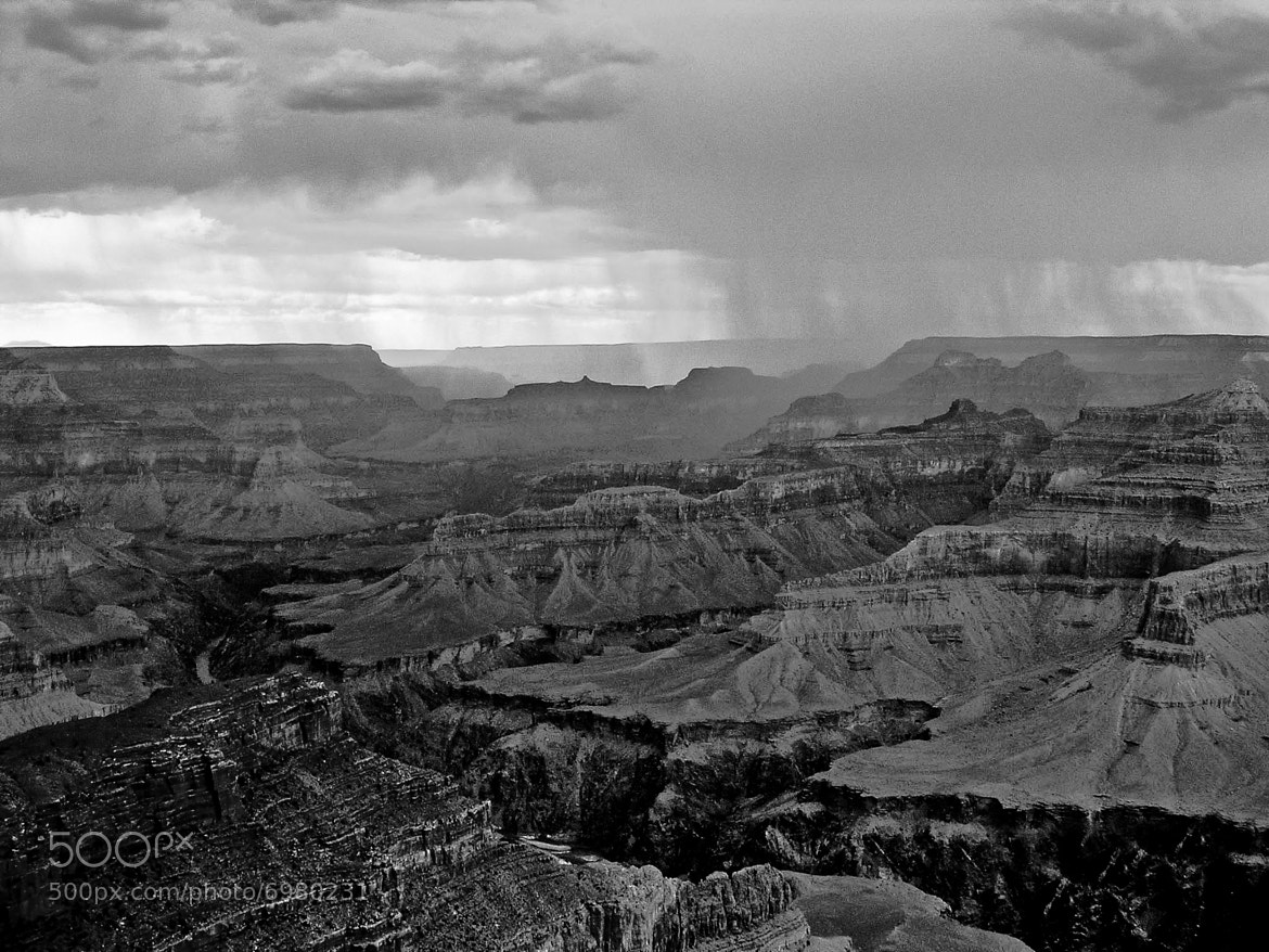Photograph Grand Canyon Rain by Kimberly Kramer on 500px