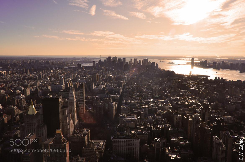 Photograph Manhattan 2 by Nils Zajac on 500px