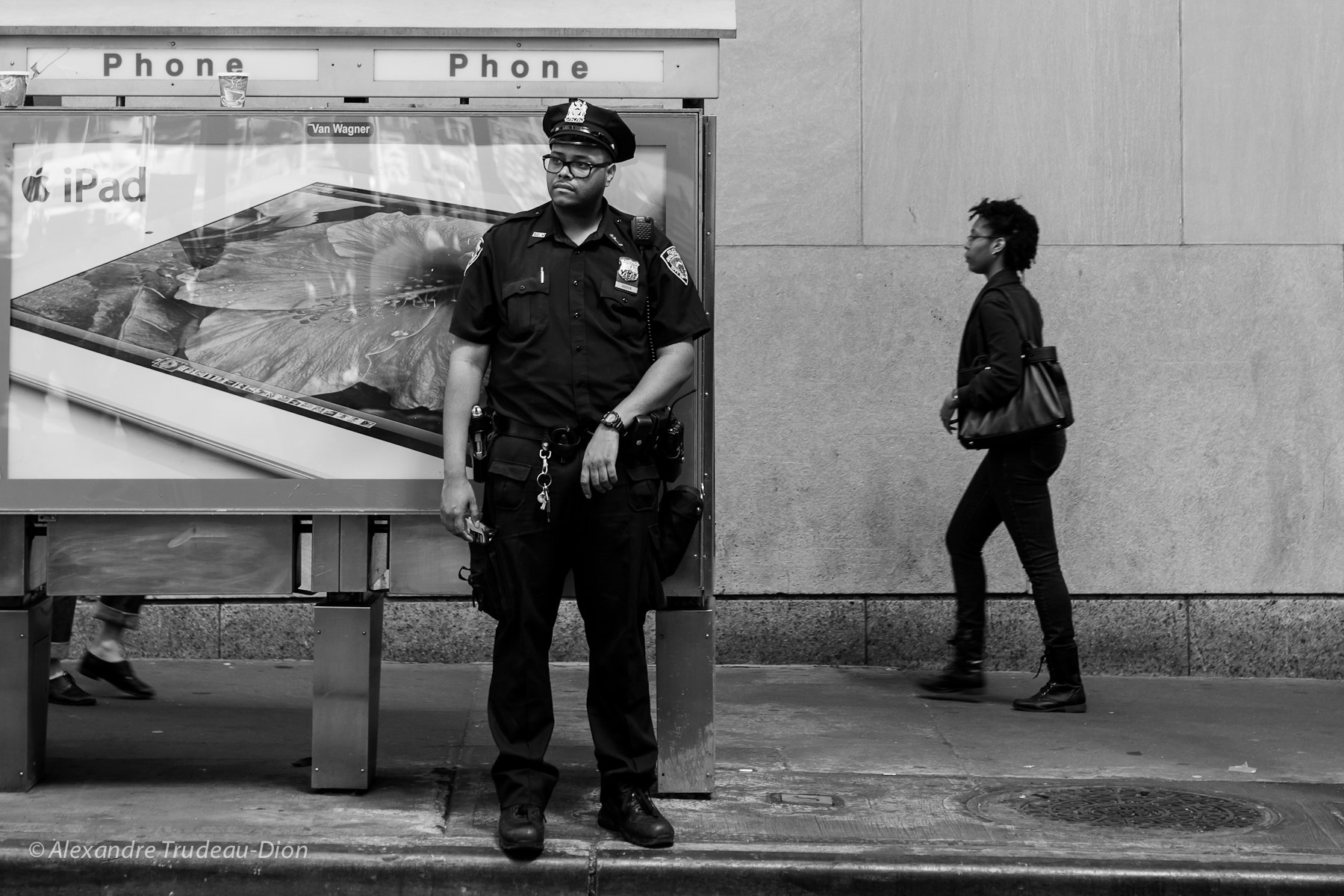 Photograph iPad cop by Alexandre Trudeau-Dion on 500px