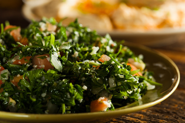 Photograph Healthy Organic Tabbouleh Salad by Brent Hofacker on 500px