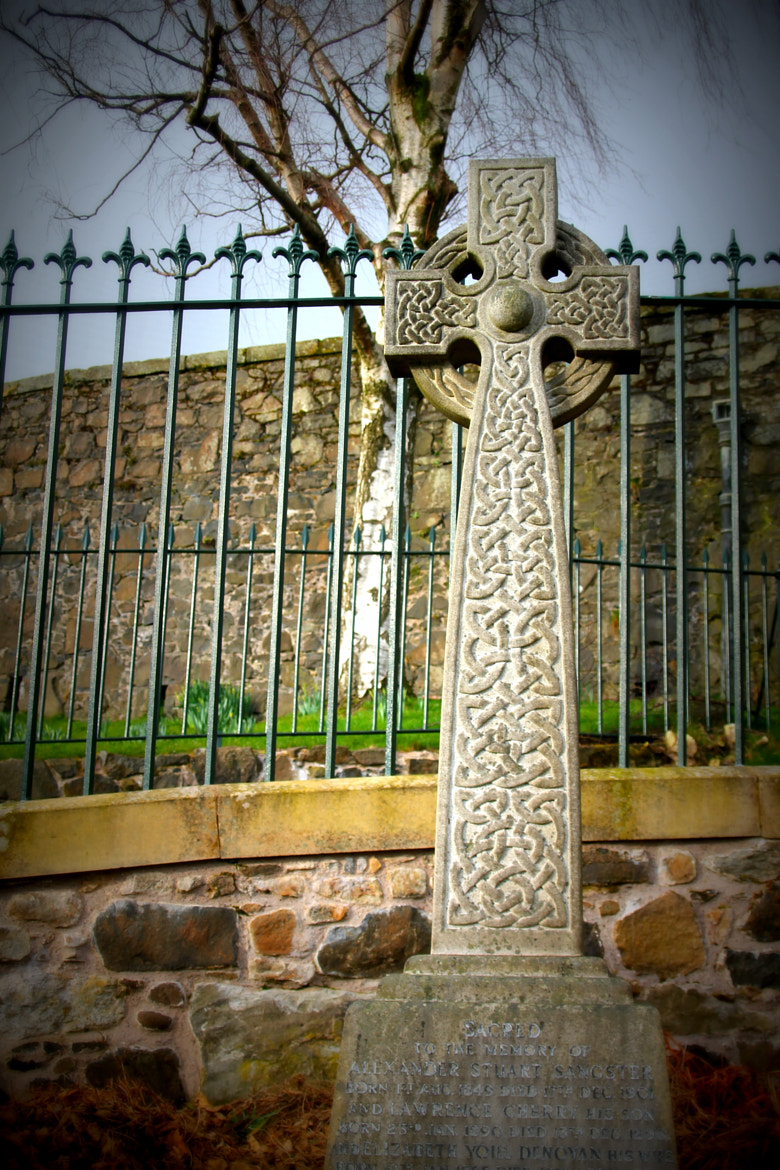 Photograph Celtic Cross by Ona  Mitchell on 500px