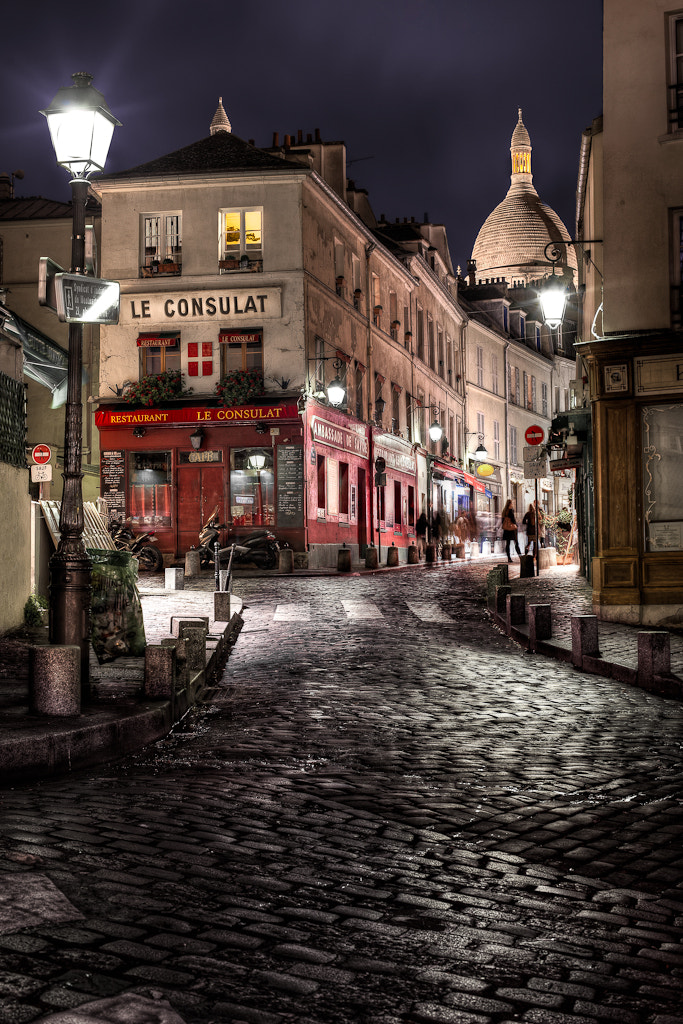 Photograph Le Consulat by  W Brian Duncan on 500px