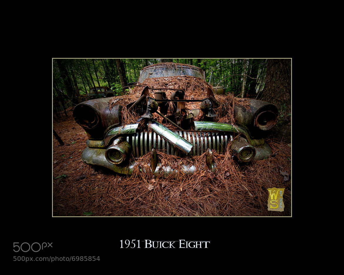 Photograph 1951 Buick Eight by Terie Christmas on 500px