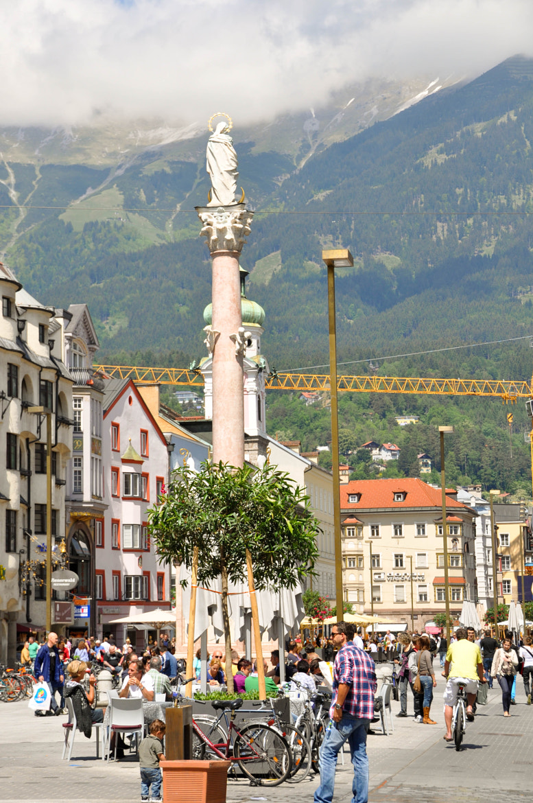 Photograph Innsbruck by Firoz  Bharucha on 500px