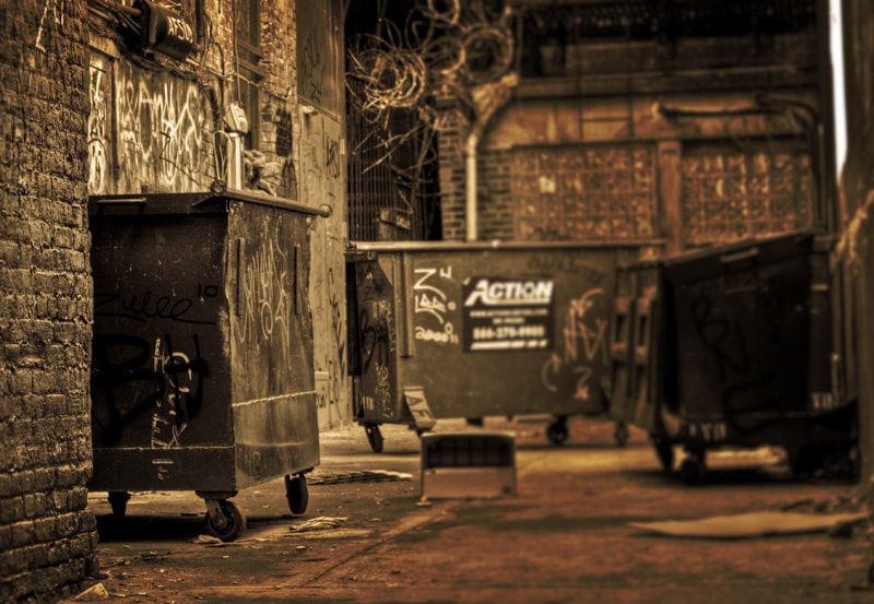Photograph SoHo Alley by Tobias  McNatty on 500px