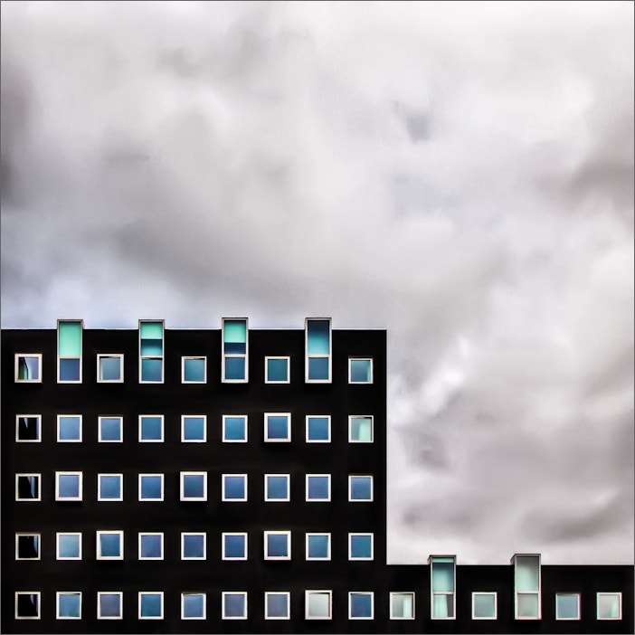 Photograph Step on Blue Windows by KPK . on 500px