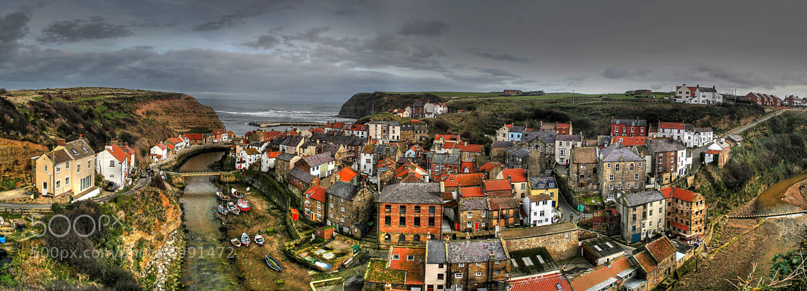 Photograph Staithes by Jim Barter on 500px