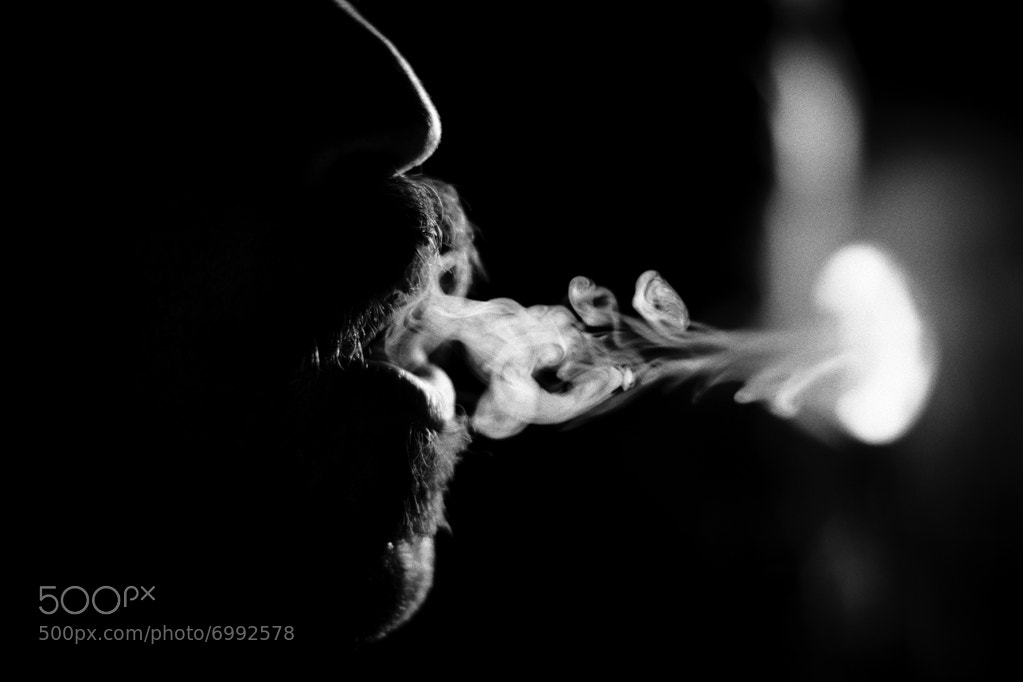 Photograph Tabacco  by Tom Hawkins on 500px