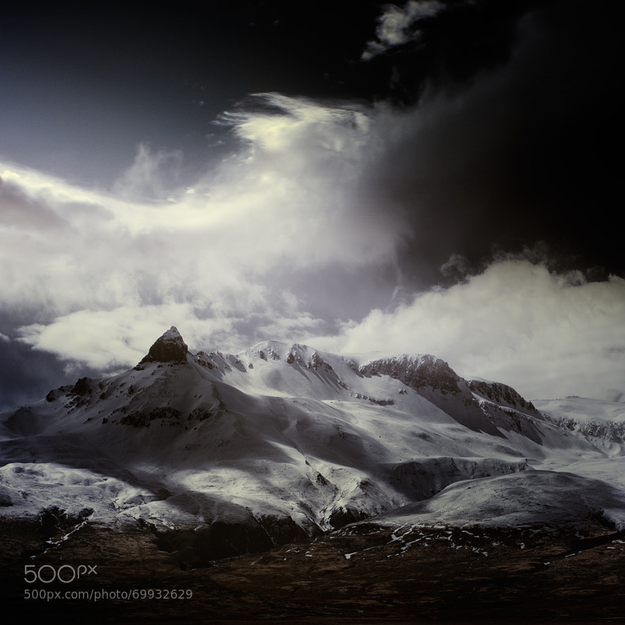 Photograph ? shadow mountain by Andy Lee on 500px