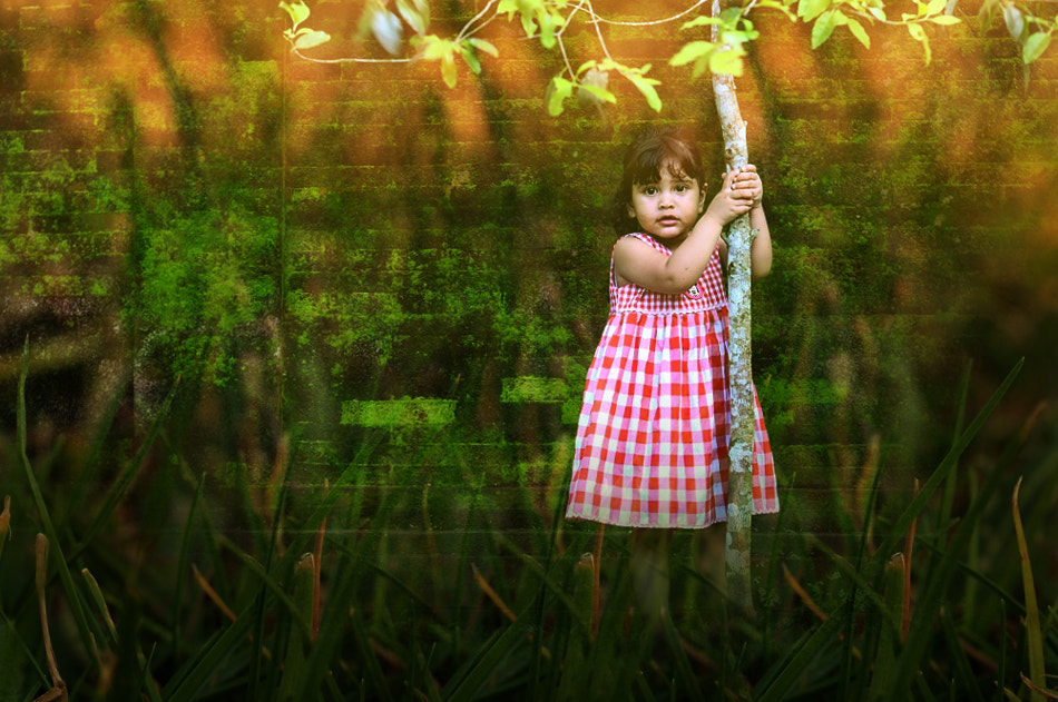 Photograph kid+grass-4 by sang pengembara on 500px