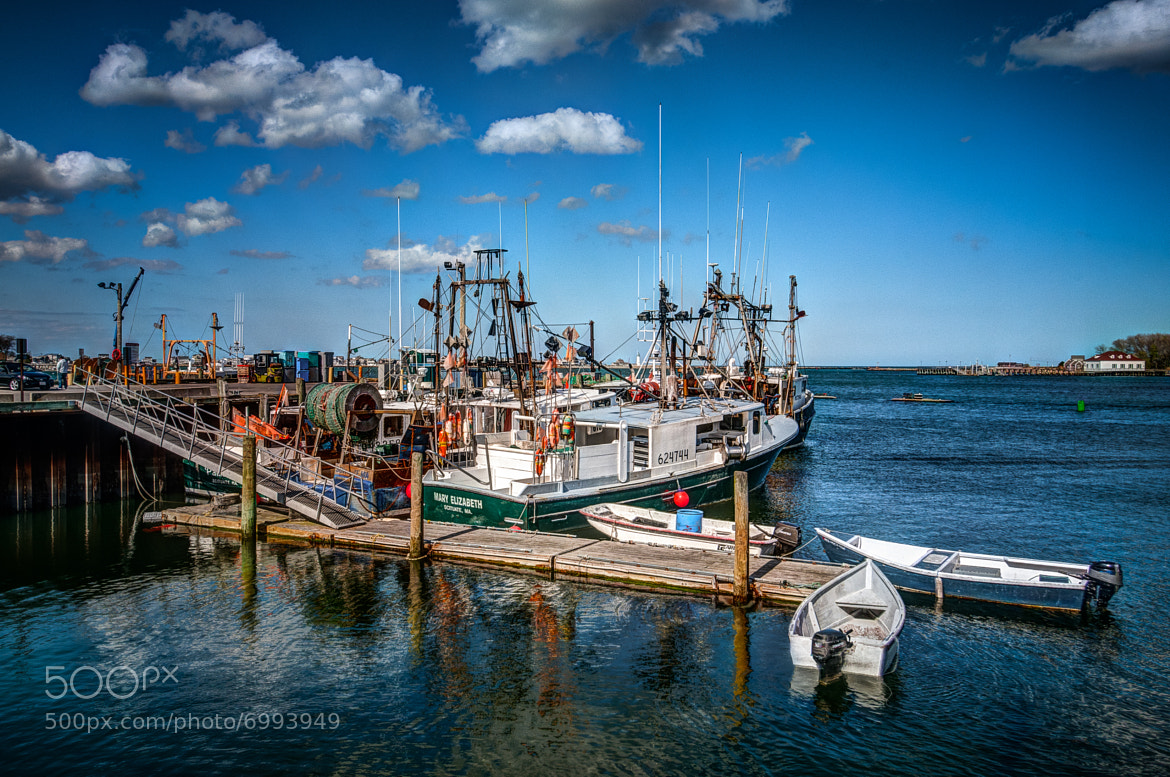 Photograph Scituate Harbor by Steve Steinmetz on 500px