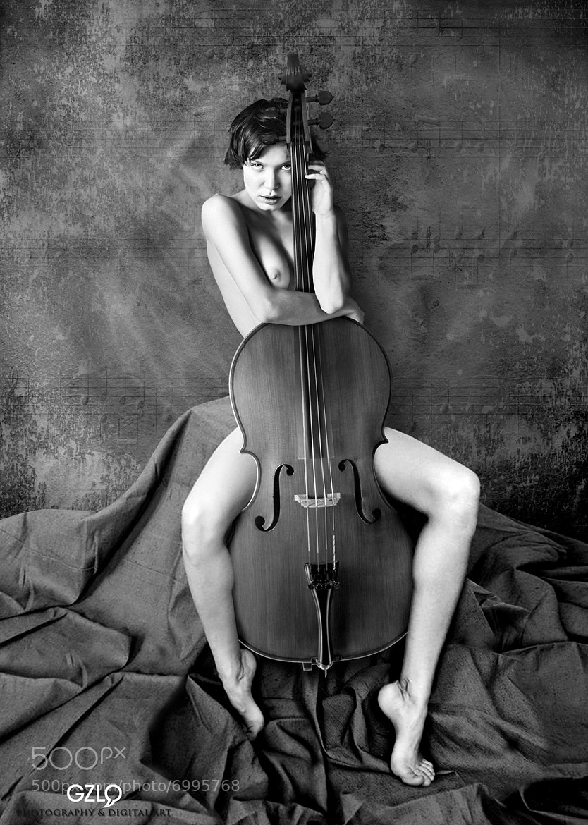 Photograph Magic Cello by Gonzalo Villar on 500px