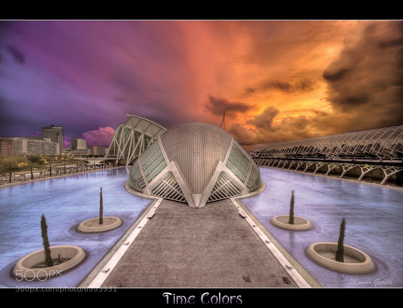 Photograph Time Colors by Manolo García Sánchez on 500px