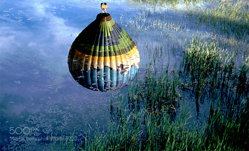 Photograph Hot Air Reflection by Gladner  on 500px