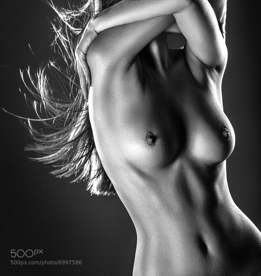 body part photo - Wind by Ilya Ratman
