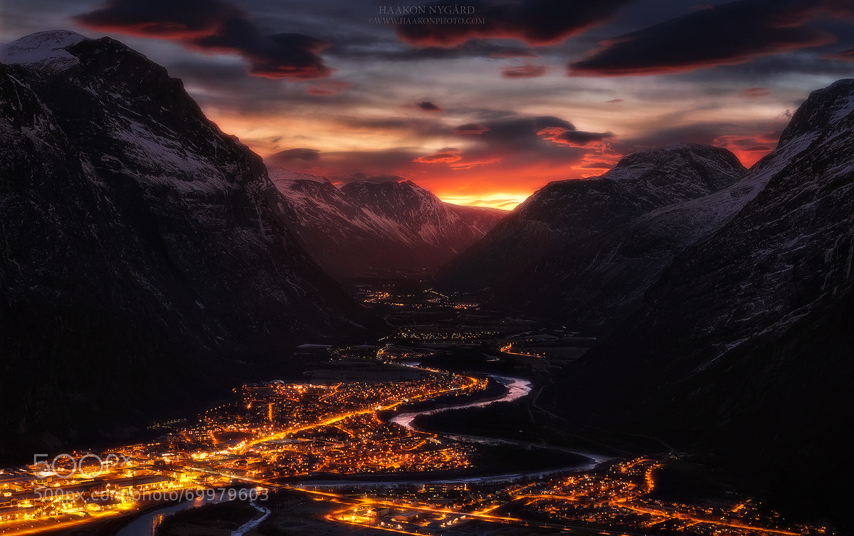 Photograph Valley Of Light by Haakon Nygaard on 500px