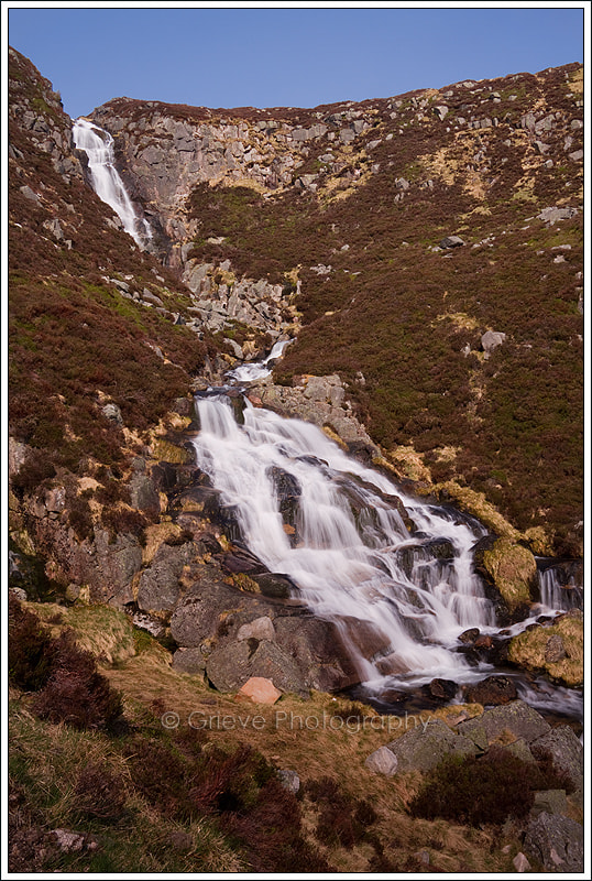 Photograph Glas Allt Waterfall - Loch Muick by Chris Grieve on 500px