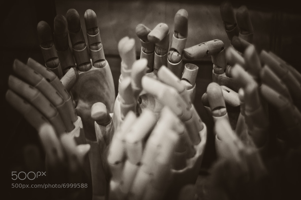 Photograph Raise you hand if you want to be saved by Tarik Browne on 500px