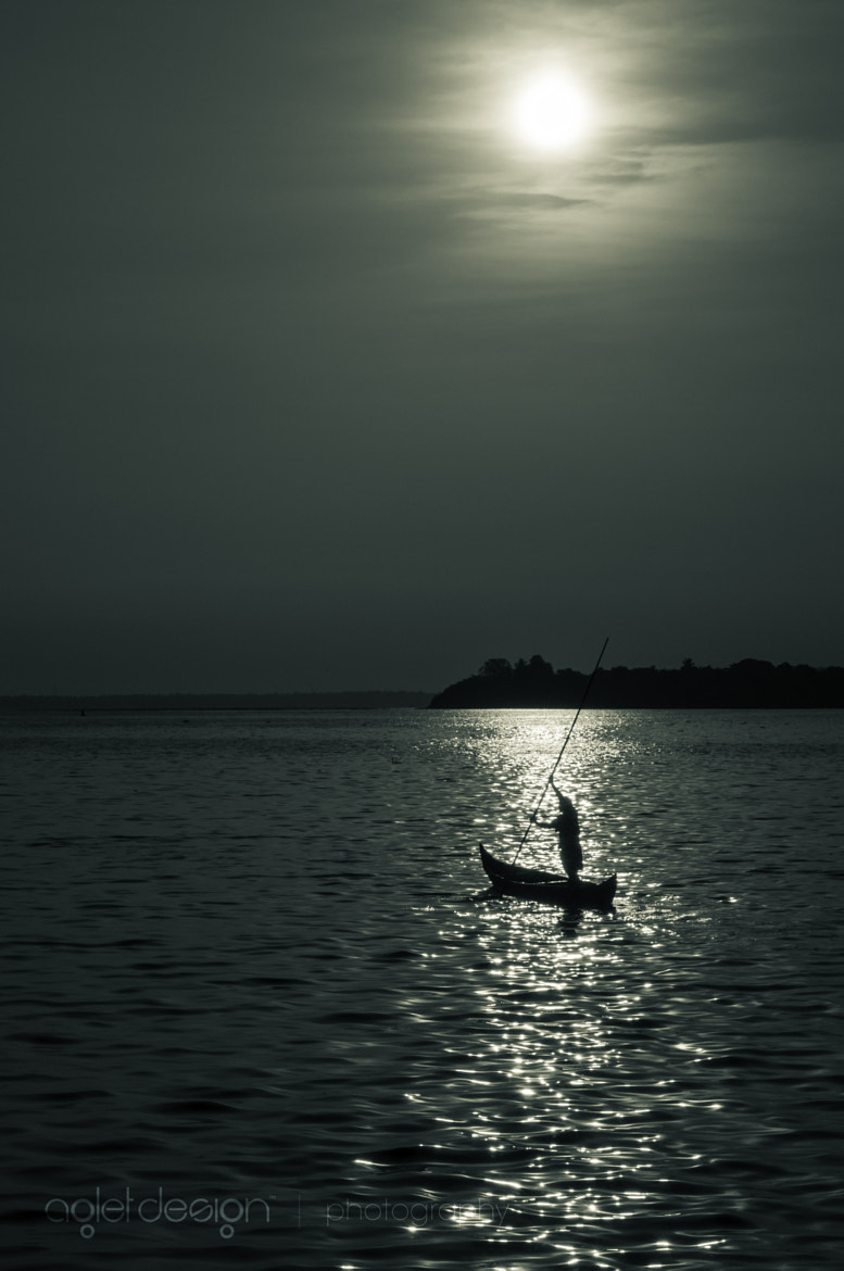 Photograph Lonely Waters by Raghunath Rajaram on 500px