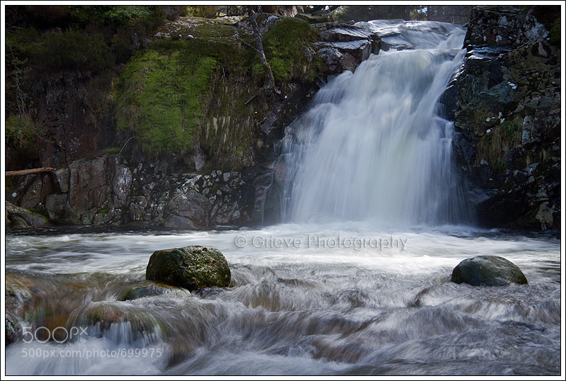 Photograph Falls of Garbh Allt - Braemar, Scotland by Chris Grieve on 500px