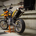 ������, ������: KTM LC4 Supermoto Hybernation Mode