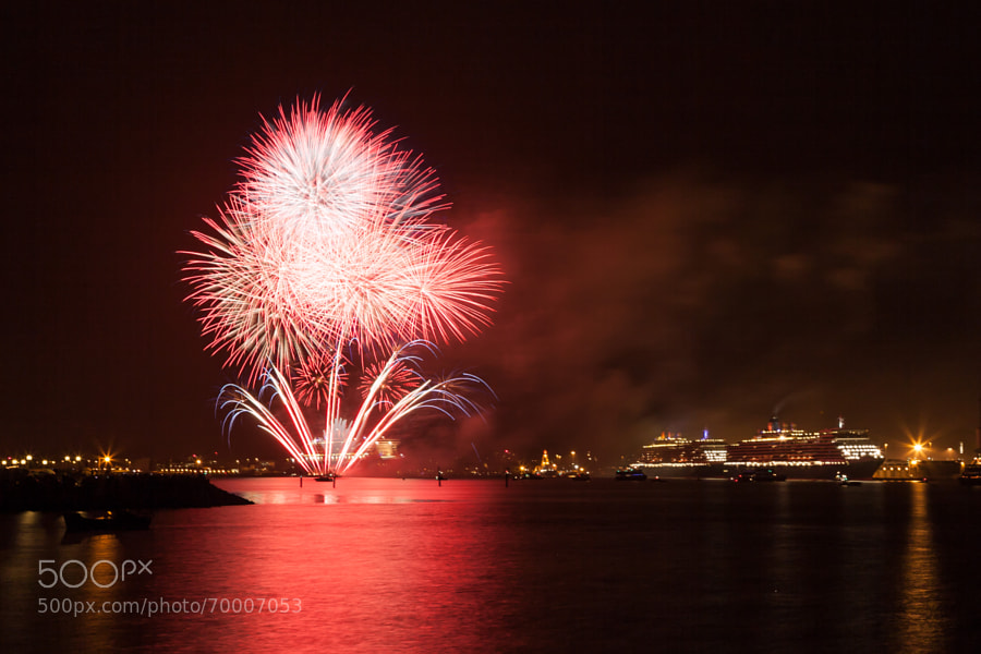 Queen Mary 2 celebrates 10 years