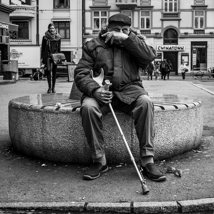 Photograph Another Oslo Citizen #7 by Kim Erikssen on 500px