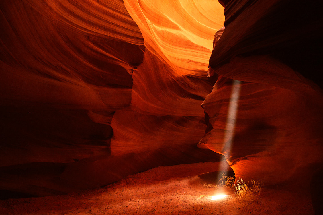 Photograph Ray of Light by Wade Odlum on 500px