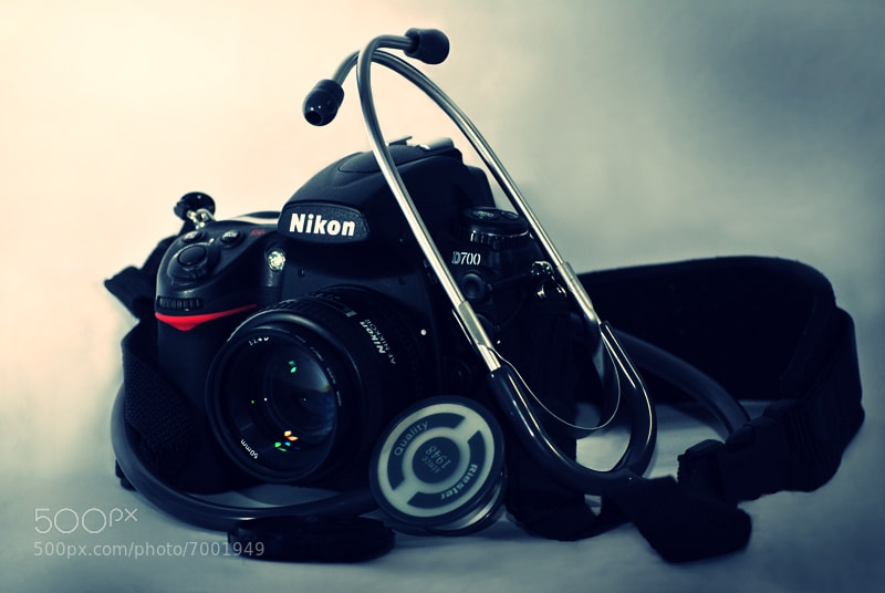 Photograph dr. Nikon by Yohelio Priawan Sibu on 500px