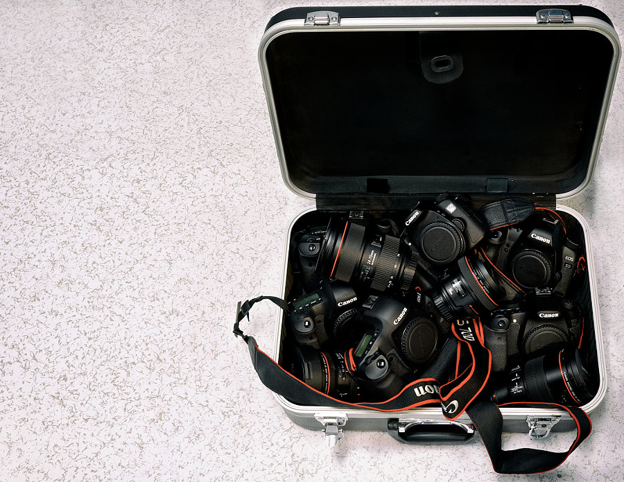 Tool Case by Erubbey Cantoral on 500px.com