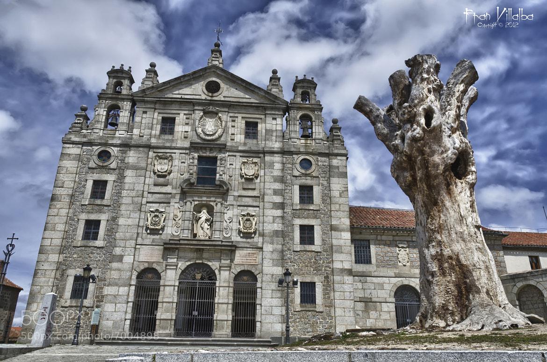 Photograph Convento de Santa Teresa by Fran Villalba on 500px