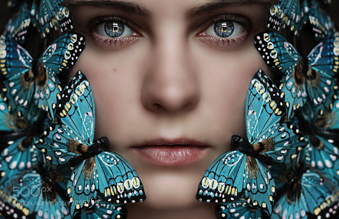 Photograph The Butterfly Effect by Lauren Bates on 500px