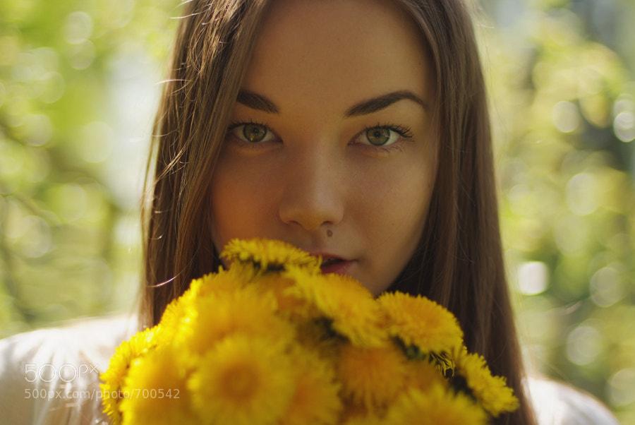 Photograph Весенняя by Juli Kirsanova on 500px