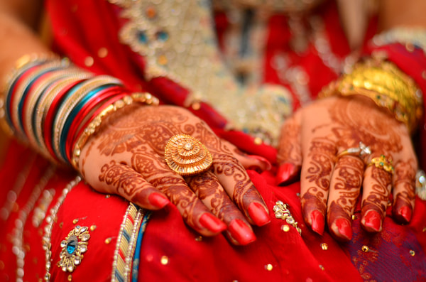 Photograph bridal hands by Ali Mir on 500px