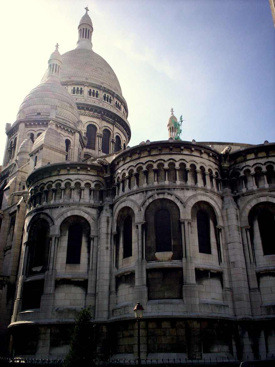 Photograph Sacre-Coeur by Audrey Rice on 500px