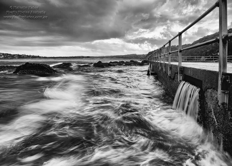 Photograph Swirls at Curl Curl by Malcolm Katon on 500px