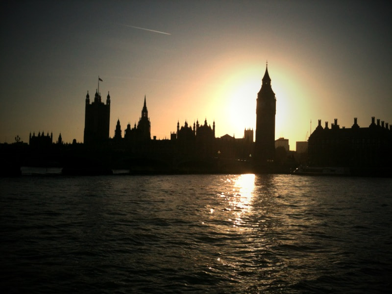 Photograph London Sunset by Andy Mackay on 500px