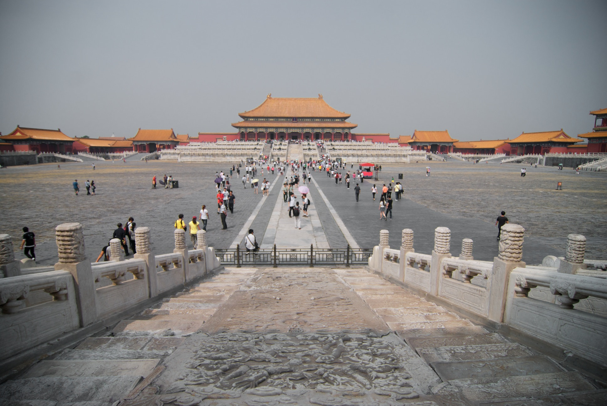 Photograph The Forbidden City by Kris Koeller on 500px
