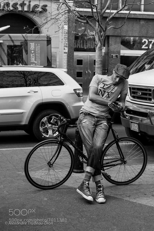 Photograph I BIKE NY by Alexandre Trudeau-Dion on 500px