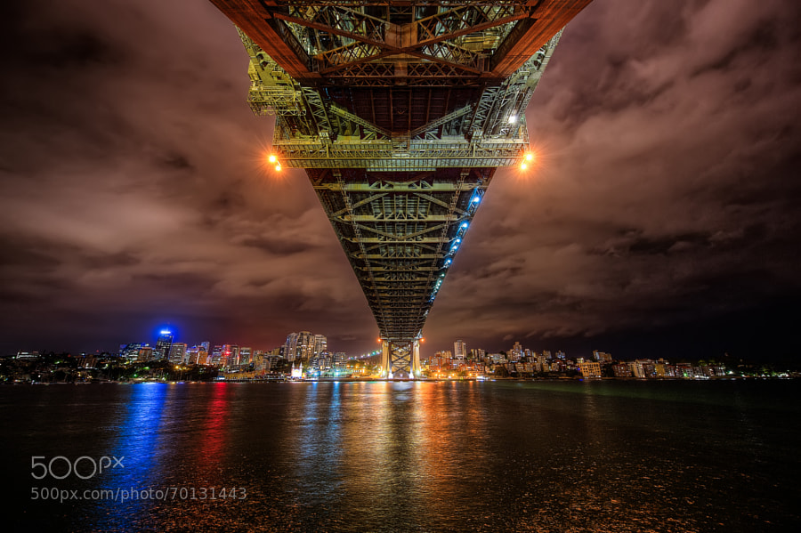 Photograph Sydney Harbor by Tom Anderson on 500px