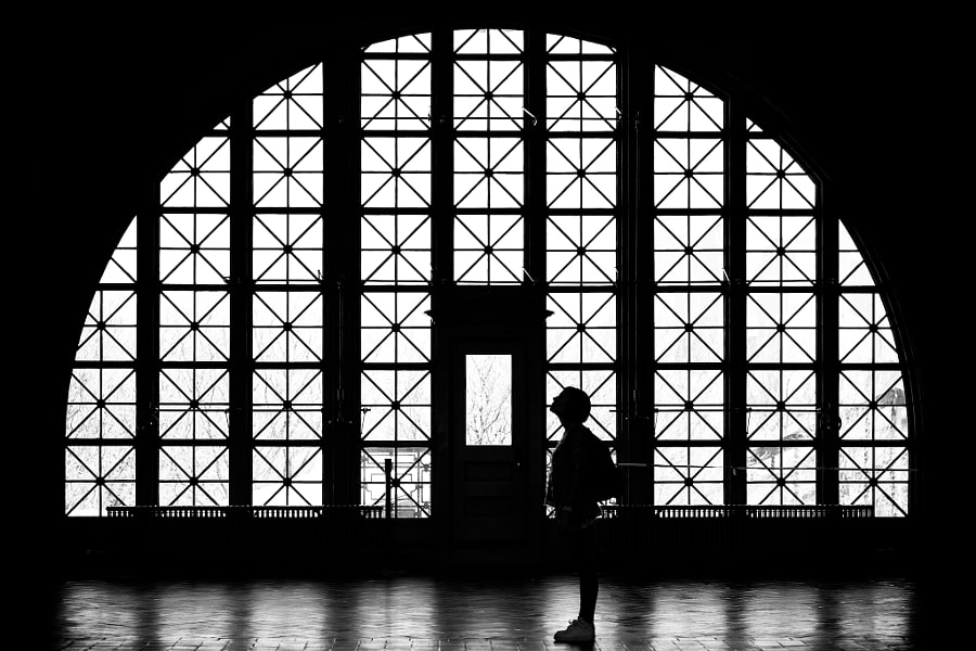 Ellis Island by Nicola D'Orta on 500px