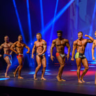 Постер, плакат: Male Fitness Athletes