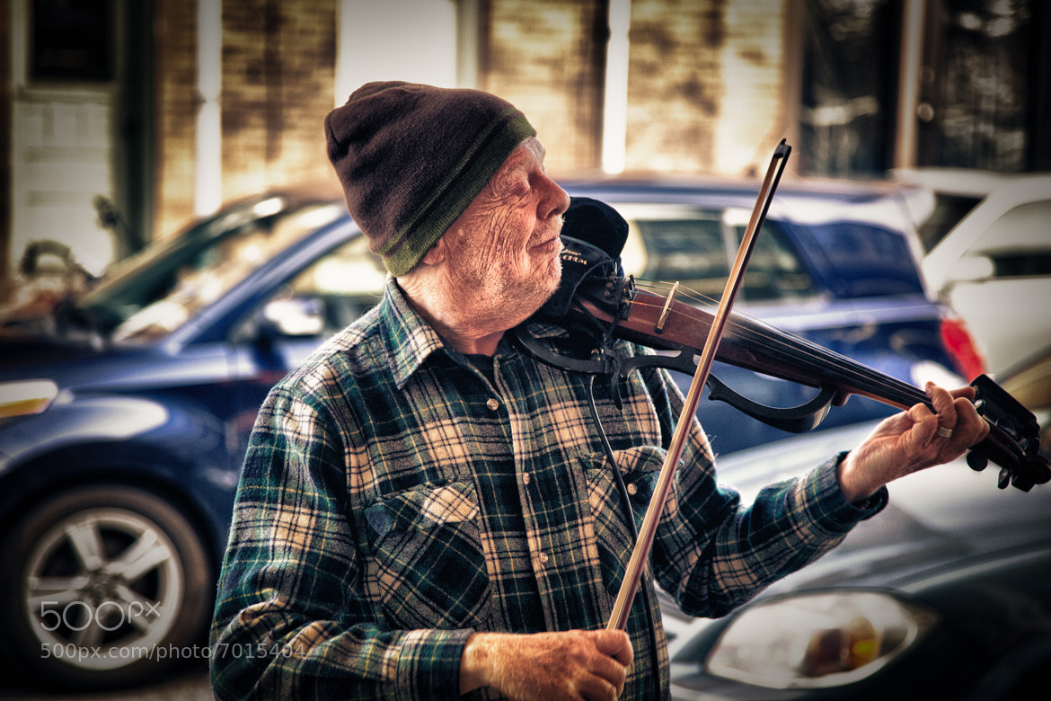 "Photograph ""Fiddling For You"" by Mike Pillows on 500px"