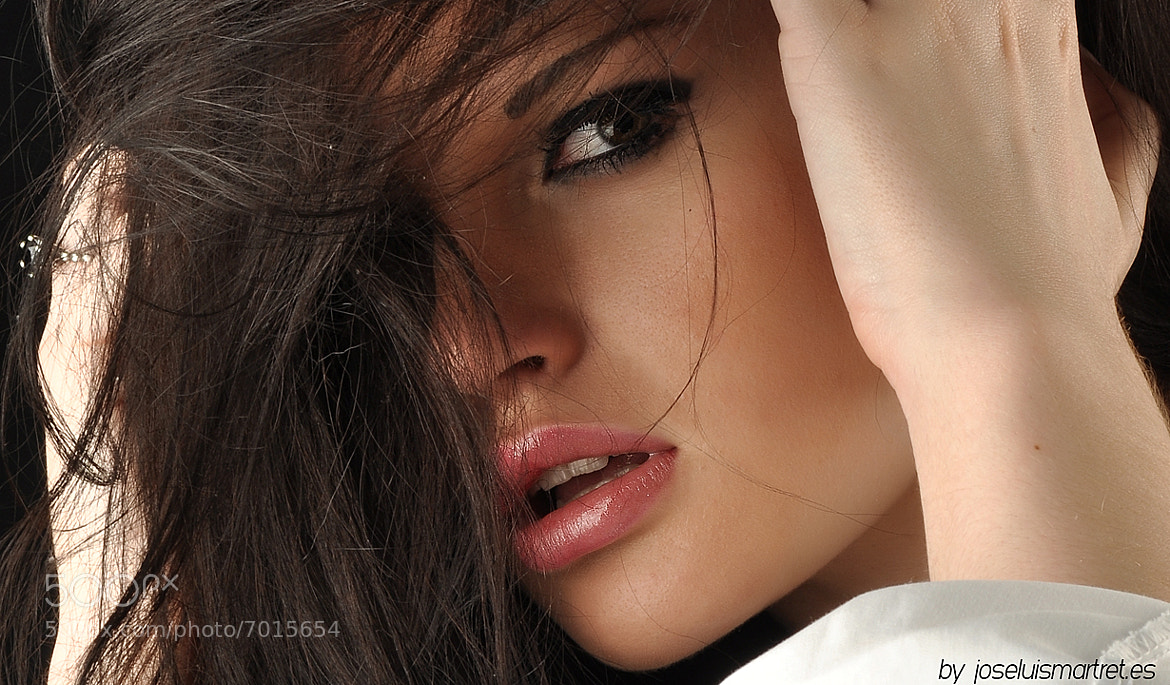 Photograph Carol by Jose Luis Martret on 500px